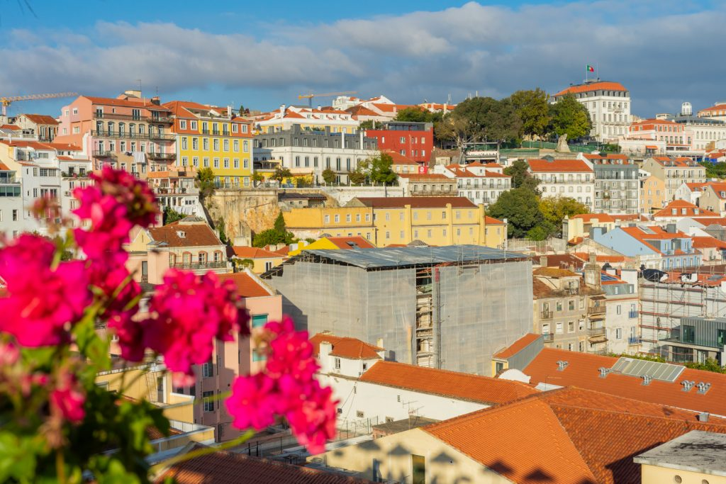 Lisbon solo travel