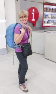 the 5kg traveller
